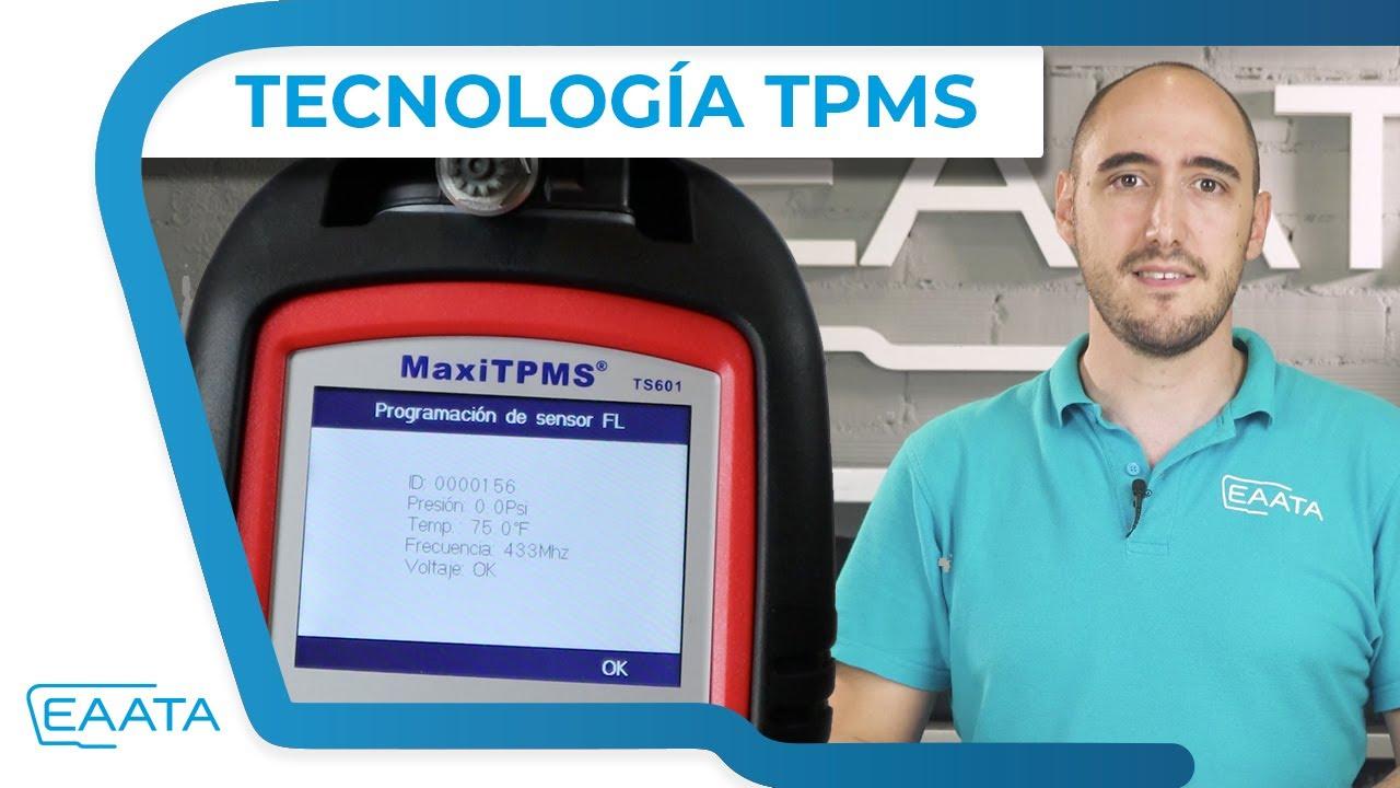 ¿Cómo usar la tecnología TPMS con AUTEL TS601 y las válvulas universales MX Sensor? course image
