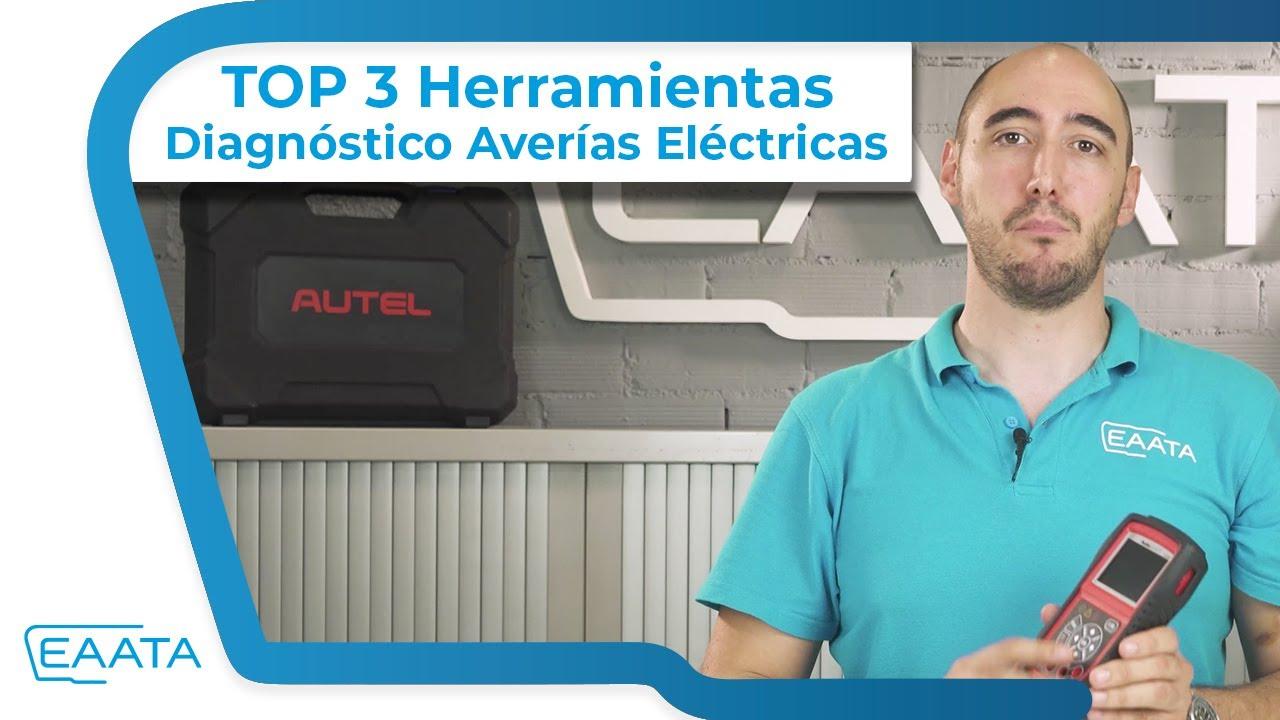 TOP 3 Herramientas para el Diagnóstico de Averías Eléctricas course image
