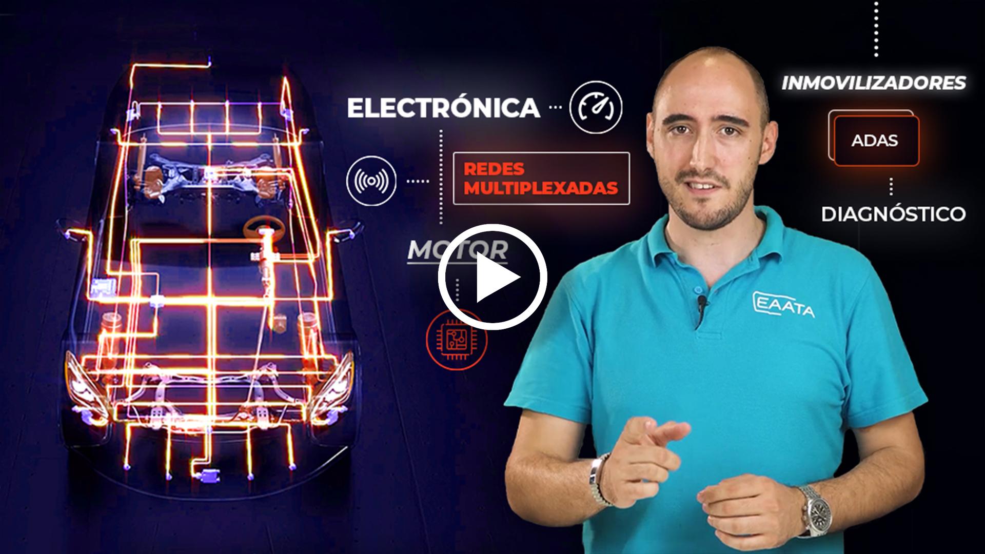 Introducción a la tecnología del automóvil actual course image