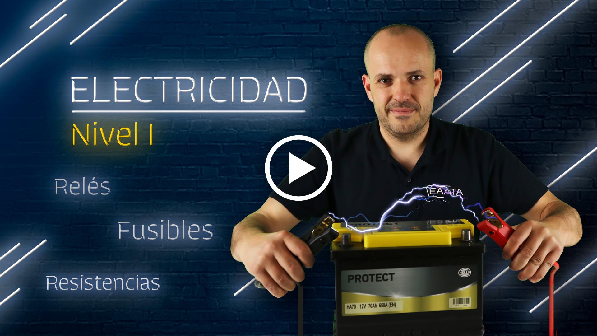 Electricidad Nivel I course image