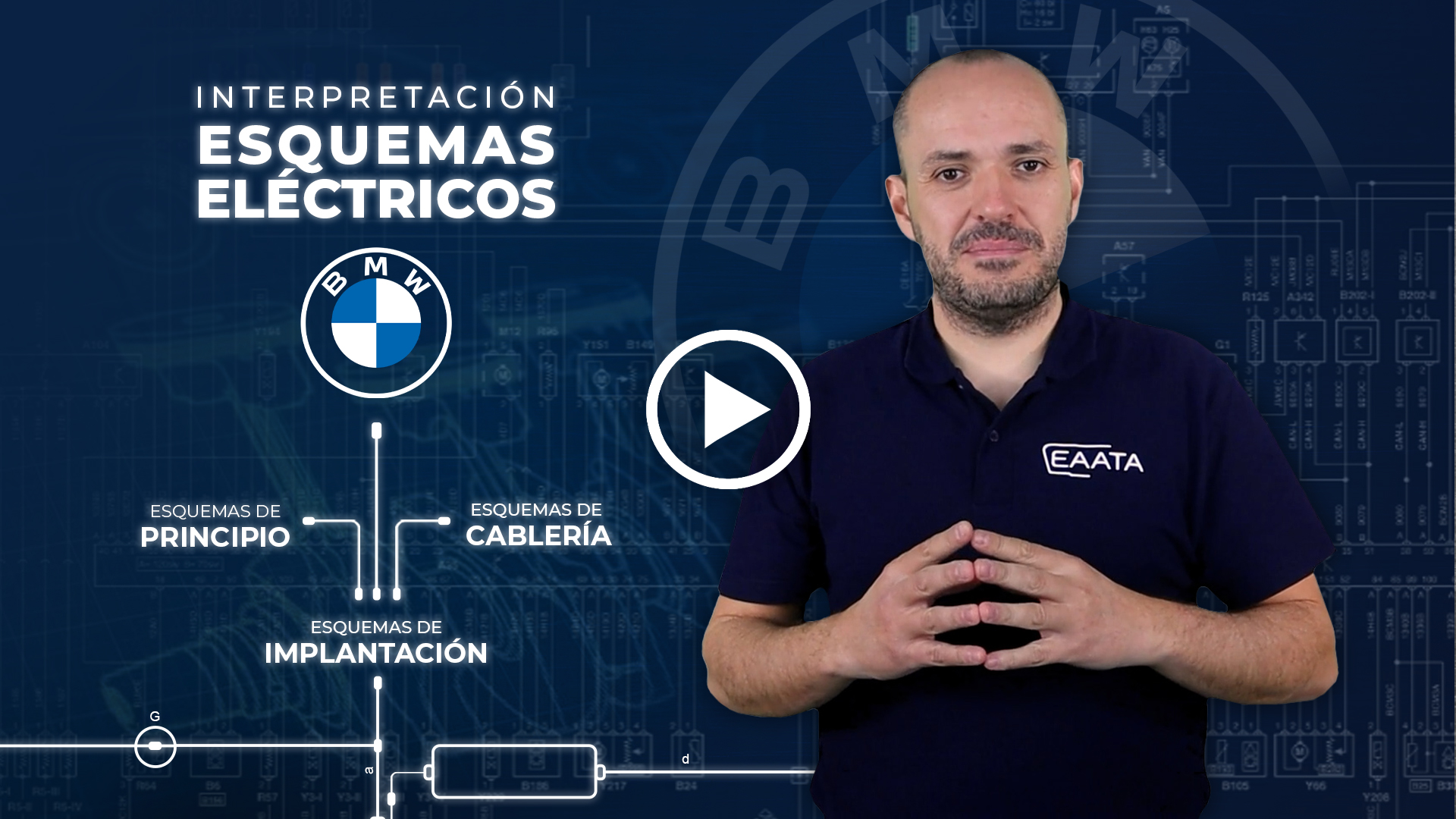 Interpretación de Esquemas Eléctricos BMW course image